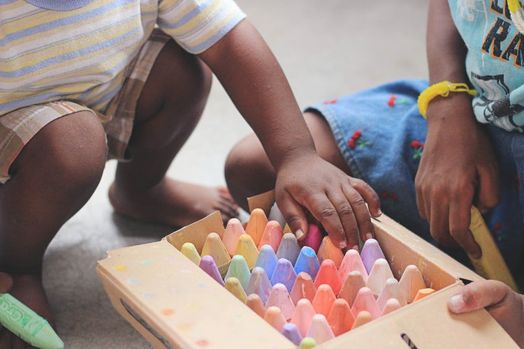 Social Group For Children With Autism