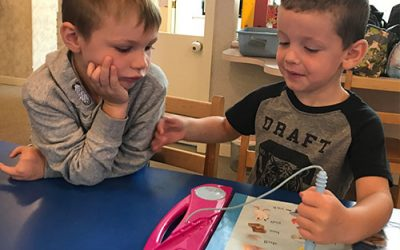 Reach Developmental Preschool South Delta – Newsletter October 2017