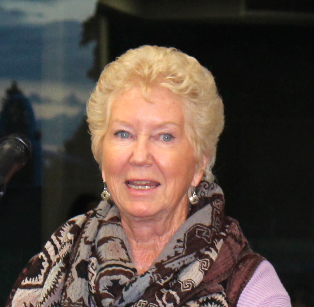 Lois Wilkinson