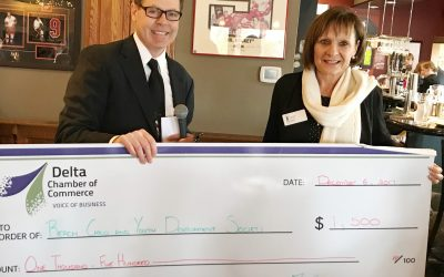 Delta Chamber Of Commerce Supports Reach