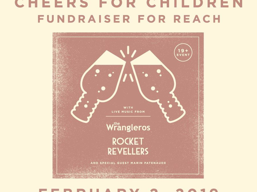 2nd Annual Cheers for Children Fundraiser